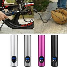 2000mAh 150PSI Car Inflatable Air Pump USB Interface Wireless Compressor Tire pressure display LED lighting