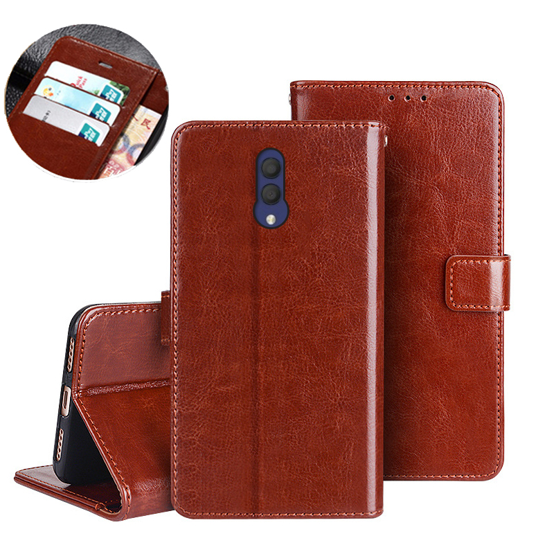 <font><b>Alcatel</b></font> 1X 2019 Case Alcatel1X 2019 Case Flip Wallet PU Leather Phone Case For <font><b>Alcatel</b></font> 1X 2019 <font><b>5008Y</b></font> 5008D 5008K 1 X Case Cover image