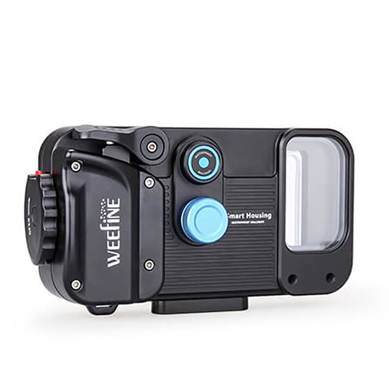 Weefine Smart Phone Housing for IPhone X/ 8/7Plus/7 Samsung Android Universal underwater photography 2