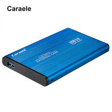 2.5 Cm Portabel Hard Drive Eksternal 500GB SSD untuk Desktop PC Hard Disk 1TB 2TB untuk Laptop(China)