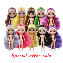 Special sale, Blyth dolls 19 knuckle body naked dolls DIY dolls, nude dolls, suitable for her changing clothes series 67
