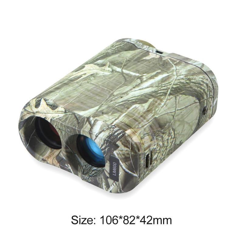 600m Laser Rangefinder Laser Distance Meter for Golf Sport Hunting Survey ABS Rangefinder Measurement & Analysis Instruments
