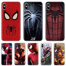 For HTC One X9 M7 M8 A9 M9 M10 E9 Plus Desire 630 530 626 628 816 820 830 Silicone Skin Case Spiderman Spider Man Marvel(China)