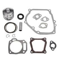 Поршневые кольца прокладка сальник Ремонтный комплект для Honda GX160 GX200 168F