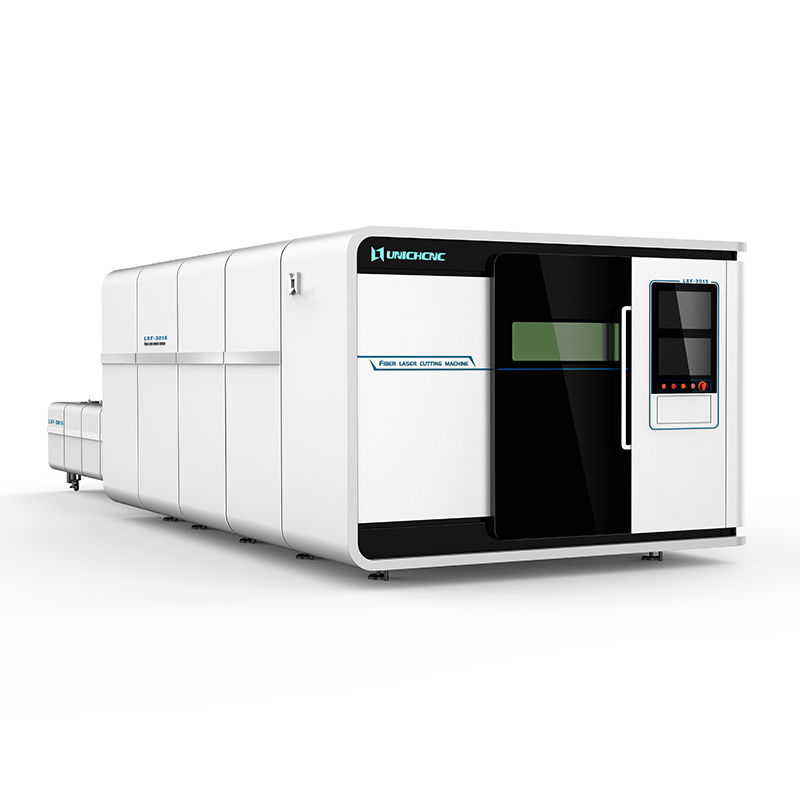 Profeesional Supplier Low Noise Fiber Laser Cutting Machine For Stainless Steel Cutter