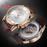 Seagull watch men's Flash Sale automatic watch date date men's watch 2019 thin and light 40 mm automatic watch 819.12.6066