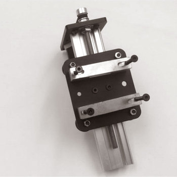 Assembled 200mm profile makerslide z axis slide router kit BELT REDUCTION nema17 motor for shapeoko x-carve cnc router machine