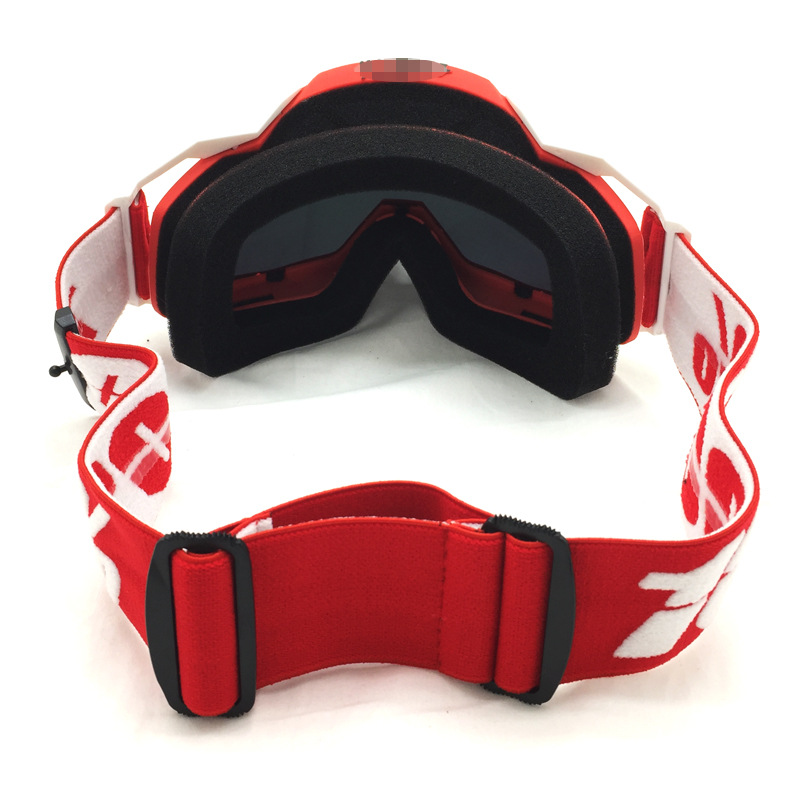 Hundred Percent Off-road Goggles Riding Eye Protection Glasses Off-road Helmet Goggles Motorcycle Traffic Jam Goggles