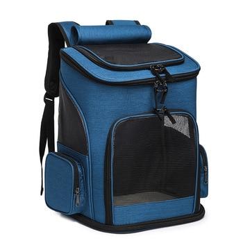 2020 Pet-Carrier-Bag Dog-Bags Foldable Dog Travel Shoulder EVA Cat Outdoor Pure-Color