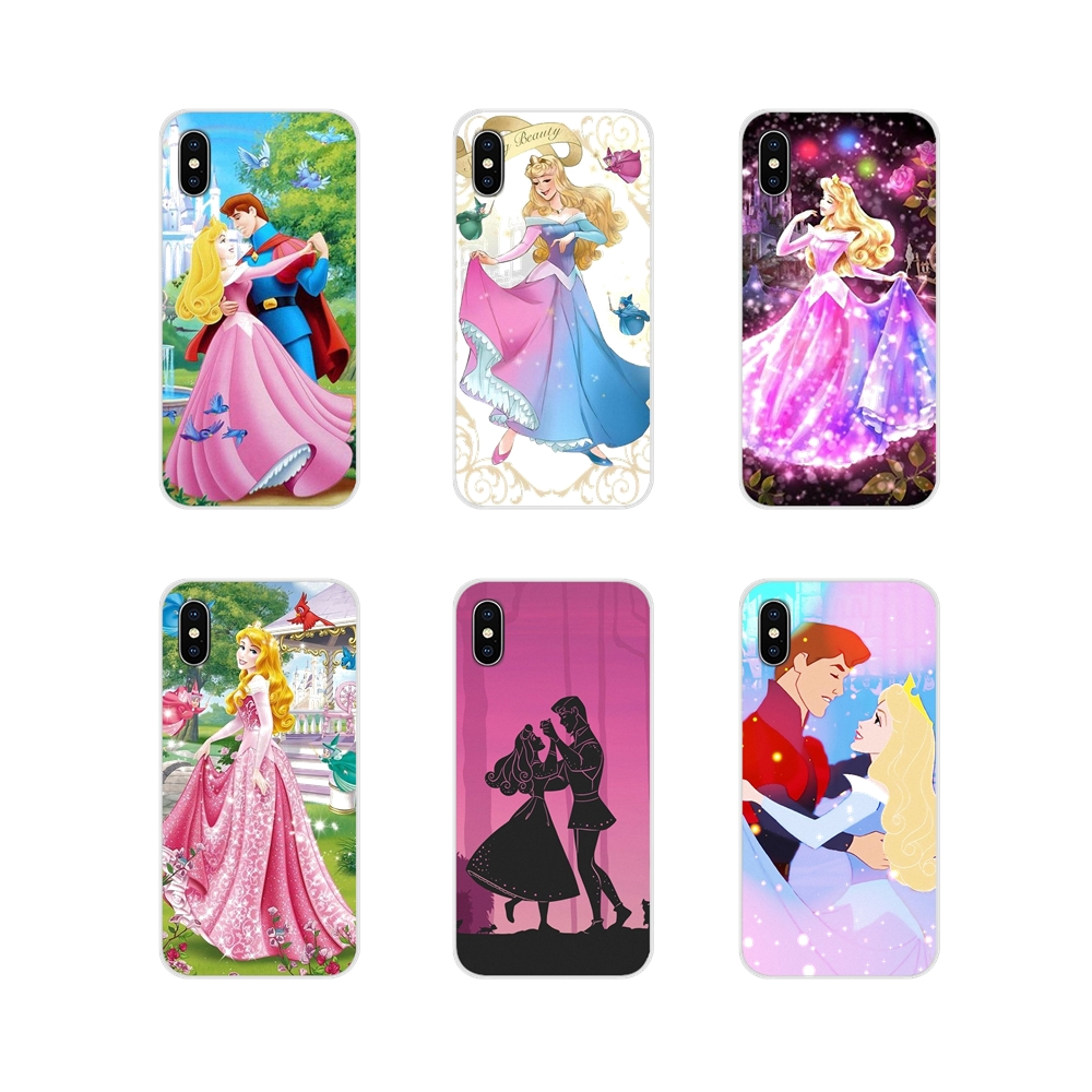 Sleeping Beauty DANCING For Xiaomi Redmi Note 3 4 5 6 7 8 Pro Mi Max Mix 2 3 2S Pocophone F1 Accessories Phone Shell Covers