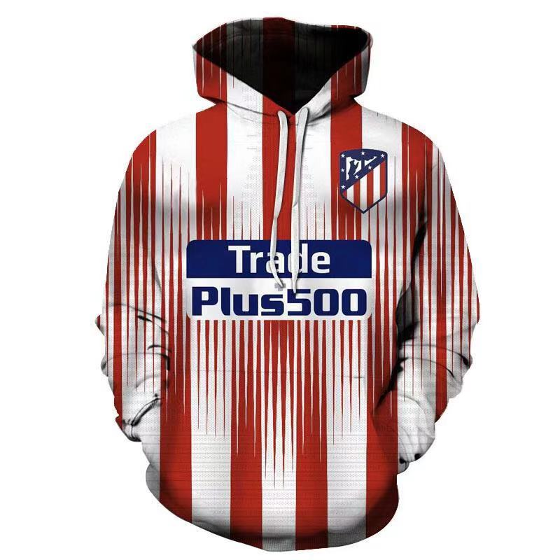 Men's Hoodies 3D Print Vertical Stripes Sweatshirts Print   Hip Hop Streetwear Couples Tracksuits Pullover Suprem Oversized 6XL