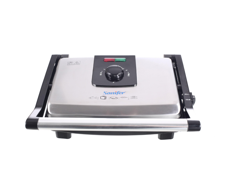 Grelhador de churrasco eletrodomésticos máquina de churrasqueira