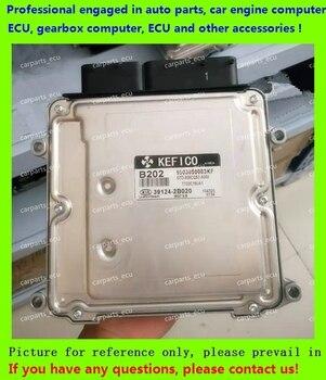 For Hyundai Elantra Kia Forte B202 car engine computer board/MG7.9.8 ECU/Automatic gear/39124-2B020/39124-2B090 39124-2B030 1