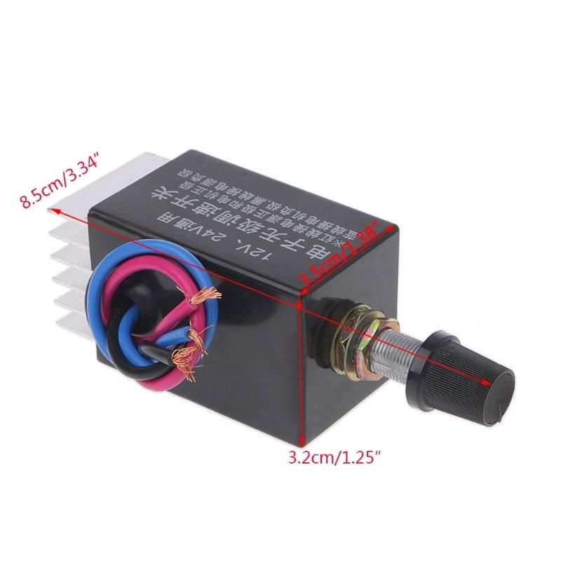Переключатель регулятора скорости двигателя Грузовик Вентилятор