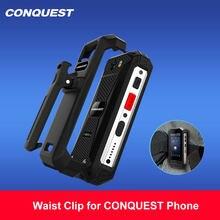 EROBERUNG 100% Original Taille clip für S6 S8 S9 S11 S12 S16 S18 S19 F2 Series Rugged Smartphone