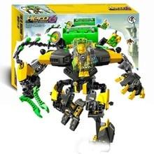 купить Hero Factory 6 Star Soldier Evo Xl Machine Robot Building Block 44022 Brick Toy по цене 829.12 рублей