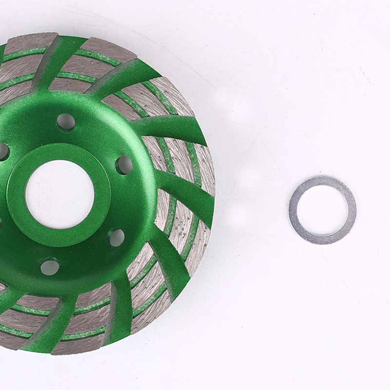 1 Pcs Diamond Grinding Sheet Wheel Concrete Cup Disc Masonry Stone Tool 100mm Best Price
