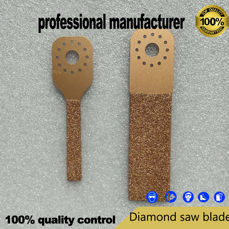 Finger Shape Diamond File For Rubber Tyire Use For Oscillating Tools Tch Makita Multimaster Tools Finger Rasp Carbide Tool