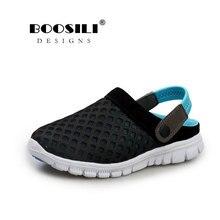 Sandalias Hombre New Mens Eva Cave Shoes Summer Breat Clog Slipper High Quality Breathable Clogs Sandals Soft Classic