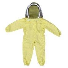Пчеловодство Eqiupment детский пчелиный высококачественный костюм космический пчелиный комбинезон полный комплект анти-пчелиное пальто экспорт анти-пчелиное пальто