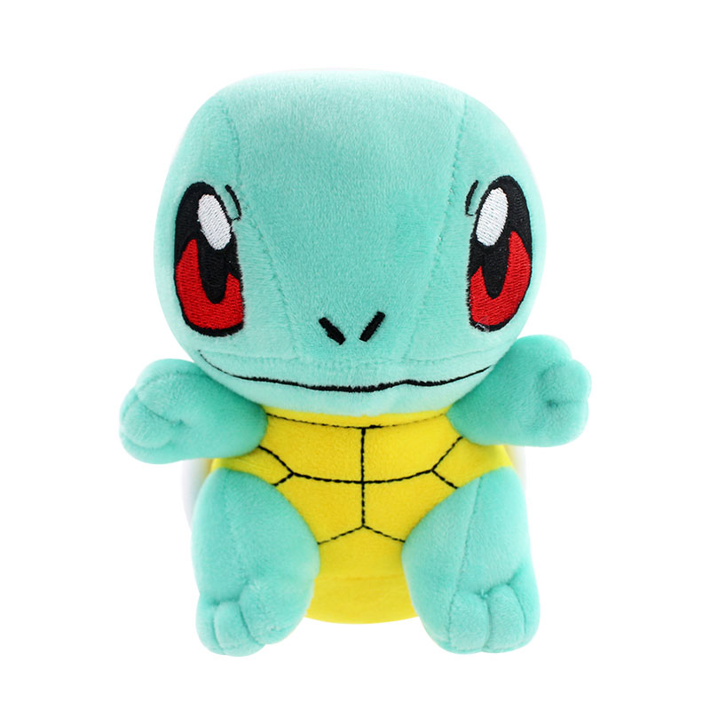 Anime Toys Hobbies Squirtle Cartoon Character Stuffed Animals Plush Kids Toys Great Gift