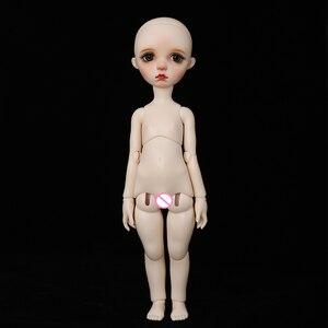 Image 5 - OUENEIFS Doll BJD Colette aimd 3.0 open Head YOSD Doll 1/6 Body Model  Girls Boys Doll Shop