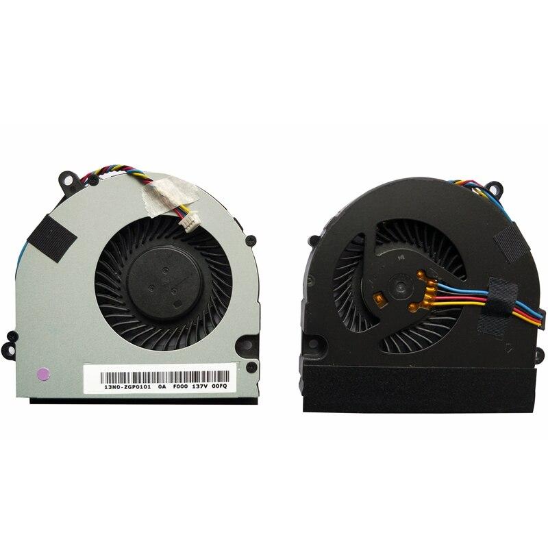 Cooling Heat Exchanger For ASUS U41 U41J U41JF Series Laptop CPU Fan DFS531005PL0T 4PINS