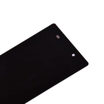 AAA 5.2 بوصة لسوني اريكسون Z2 L50W D6502 D6503 شاشة الكريستال السائل مع محول الأرقام شاشة تعمل باللمس الجمعية الأسود