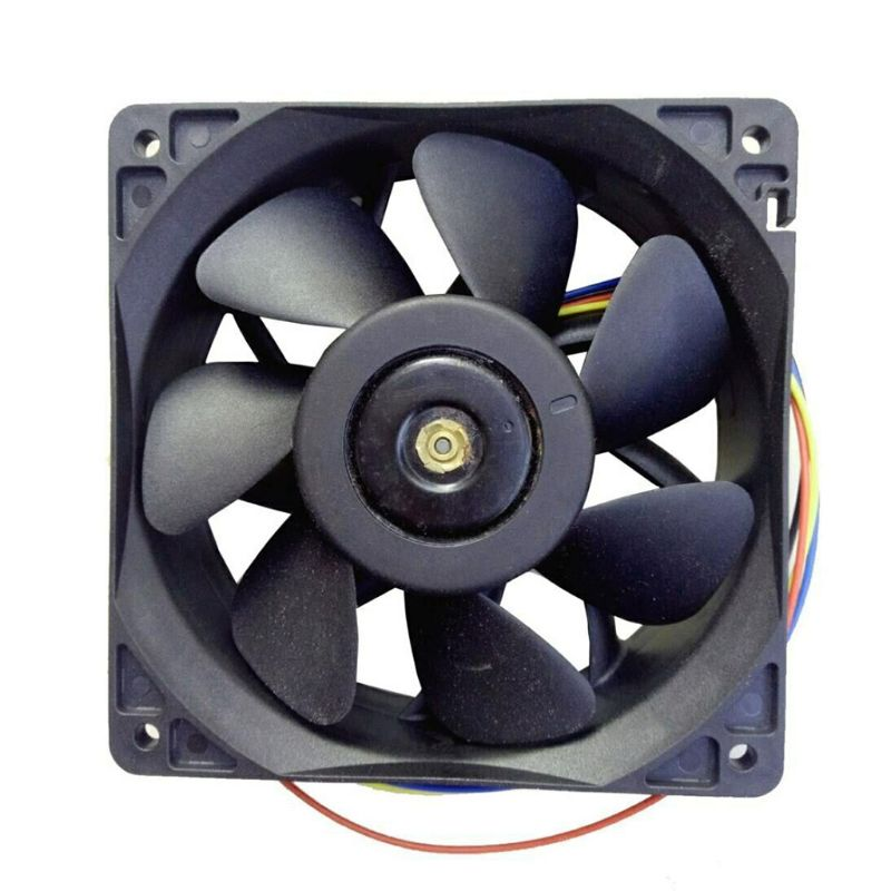 Universal 7500RPM Cooling Fan Cooler Replacement 4-Pin Connector for <font><b>Antminer</b></font> <font><b>Bitmain</b></font> <font><b>S7</b></font> S9 95AD image