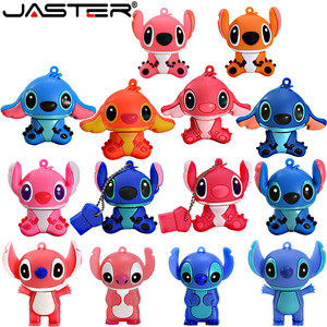 JASTER Lovely Cartoon USB Flash Drives 64GB 32GB 16G 8G 4GB Pen Drive memory stick pendrive thumb drives gift