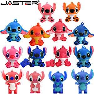 JASTER Lovely Cartoon USB Flash Drives 64GB 32GB 16G 8G 4GB Pen Drive memory stick pendrive thumb drives gift