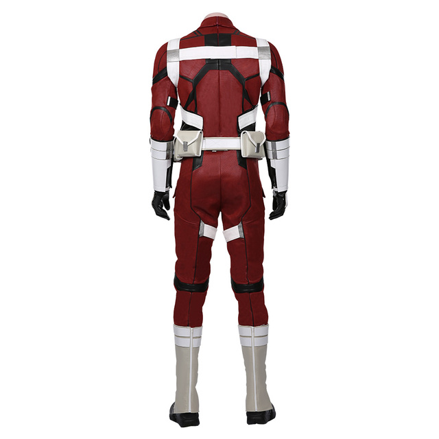 Black Widow Red Guardian Cosplay Costume Adult Jumpsuit Outfits Halloweeen Carnival Party Costumes