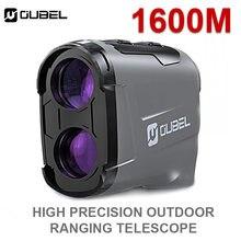 Телескопический лазерный дальномер oubel цифровой измеритель