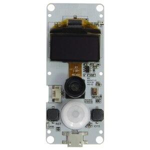 Image 3 - LILYGO® TTGO T Camera ESP32 WROVER & PSRAM Camera Module ESP32 WROVER B OV2640 Camera Module 0.96 OLED