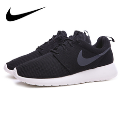 Original Authentic Nike ROSHE ONE RUN Men's Running Shoes Comfortable Sport Outdoor Sneakers Athletic Designer Footwear 511881