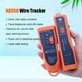 Высококачественный проводной трекер RJ45 RJ11 finder сетевой lan кабель телефонный Электрический провод трекер tracer тонер XQ-350