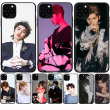 Cai XuKun Silicone Phone Case for iPhone 12 11 Pro Max 112 Mini X XR XS 8 7 6S 6 Plus 5 5S SE 2020