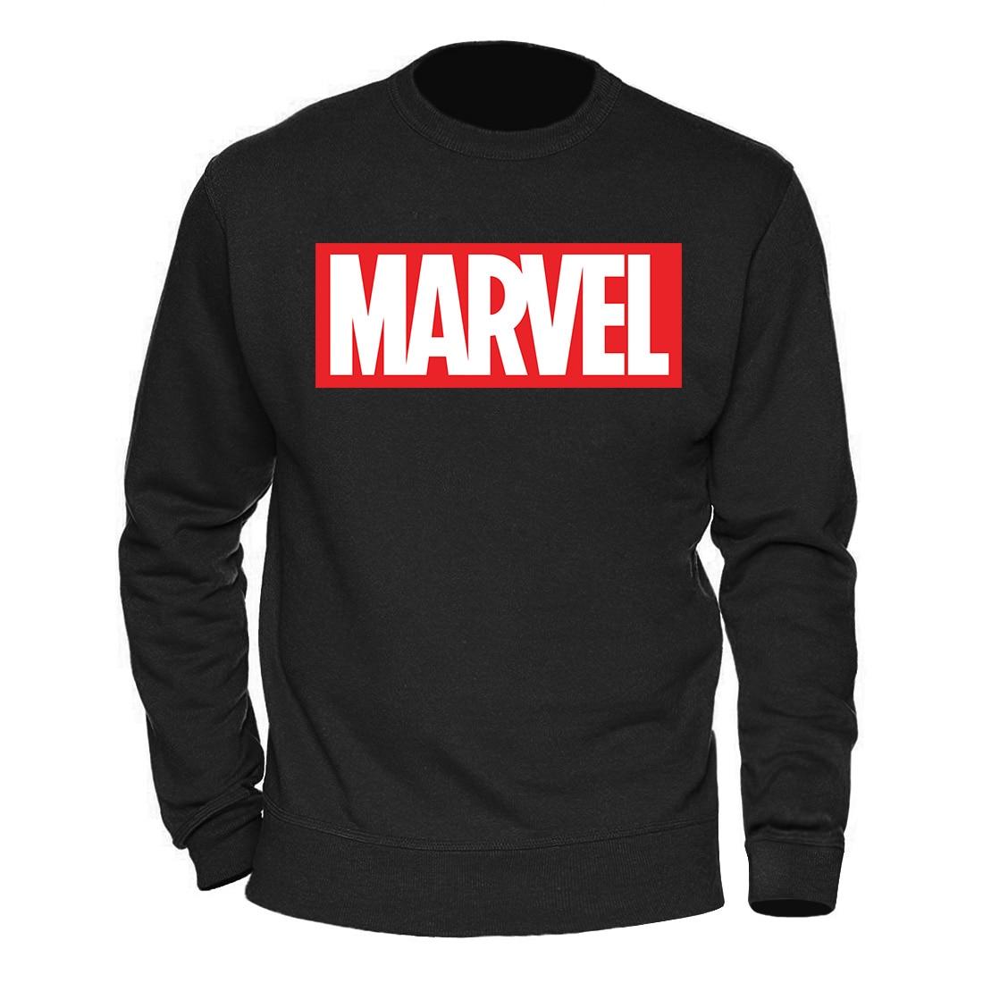 2020 Hot Newest Super Hero Marvel Sweatshirts Fashion Suprem Men Marvel Cool Printed Sweatshirts Streetwear Men Clothing