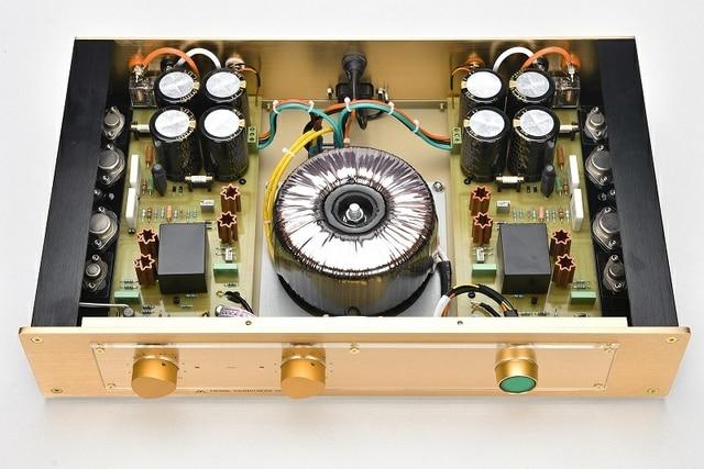 WEILIANG AUDIO clone FM300A Hi Fi power amplifier 150W+150W