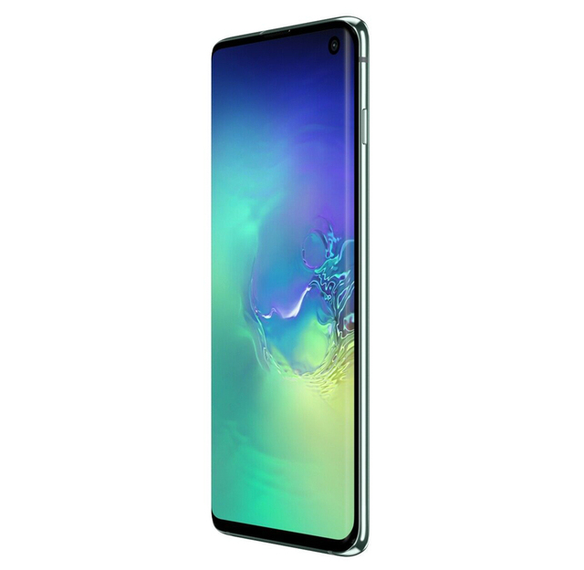 "Samsung Galaxy S10 G973F 8GB&128GB/512GB Global Version Unlocked Mobile Phone Exynos 9820 Octa Core 6.1"" 16MP&Dual 12MP NFC 3"