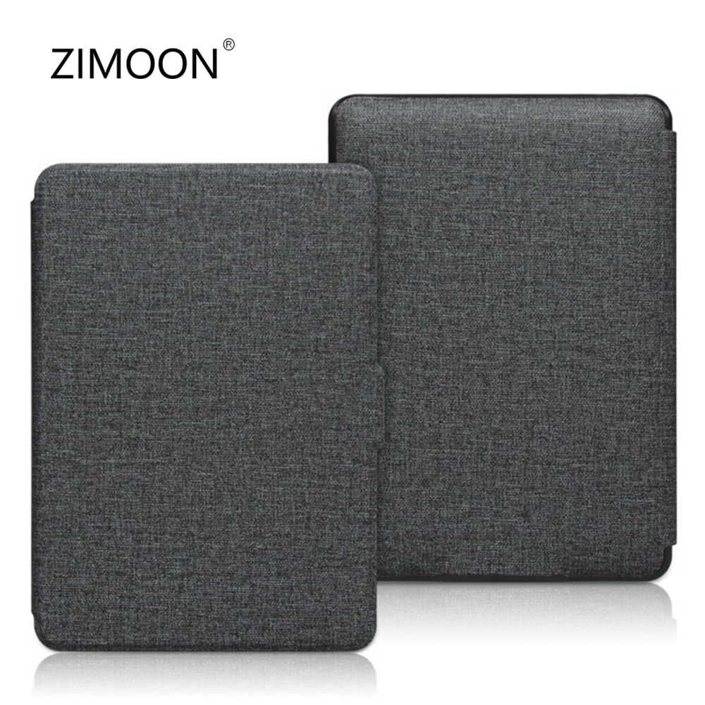 Kindle Case Denim Skin Smart Cover For Kindle Paperwhite 4 Magic Case For New Paperwhite 10th Generation 2018 Released