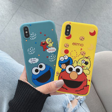 silicone Phone Case For iphone XR 6 6s 7 8 Plus For iPhone XS Max 7 XR soft tpu fashion pattern phone cover for iphone 7 case цены