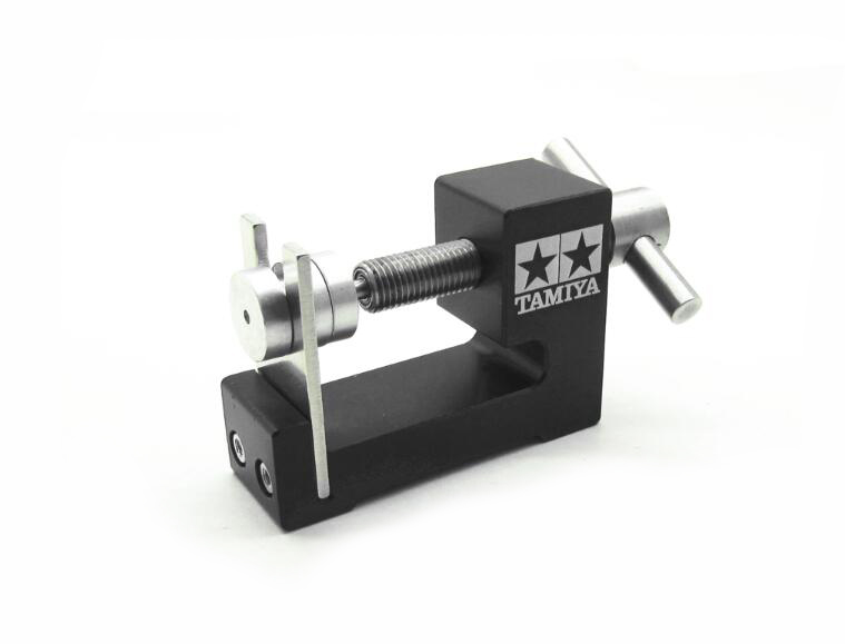 Wheel Puller Tyre Remover Guide Roller/Bearing Disassembler Tool For <font><b>Tamiya</b></font> <font><b>Mini</b></font> <font><b>4WD</b></font> Car Model image