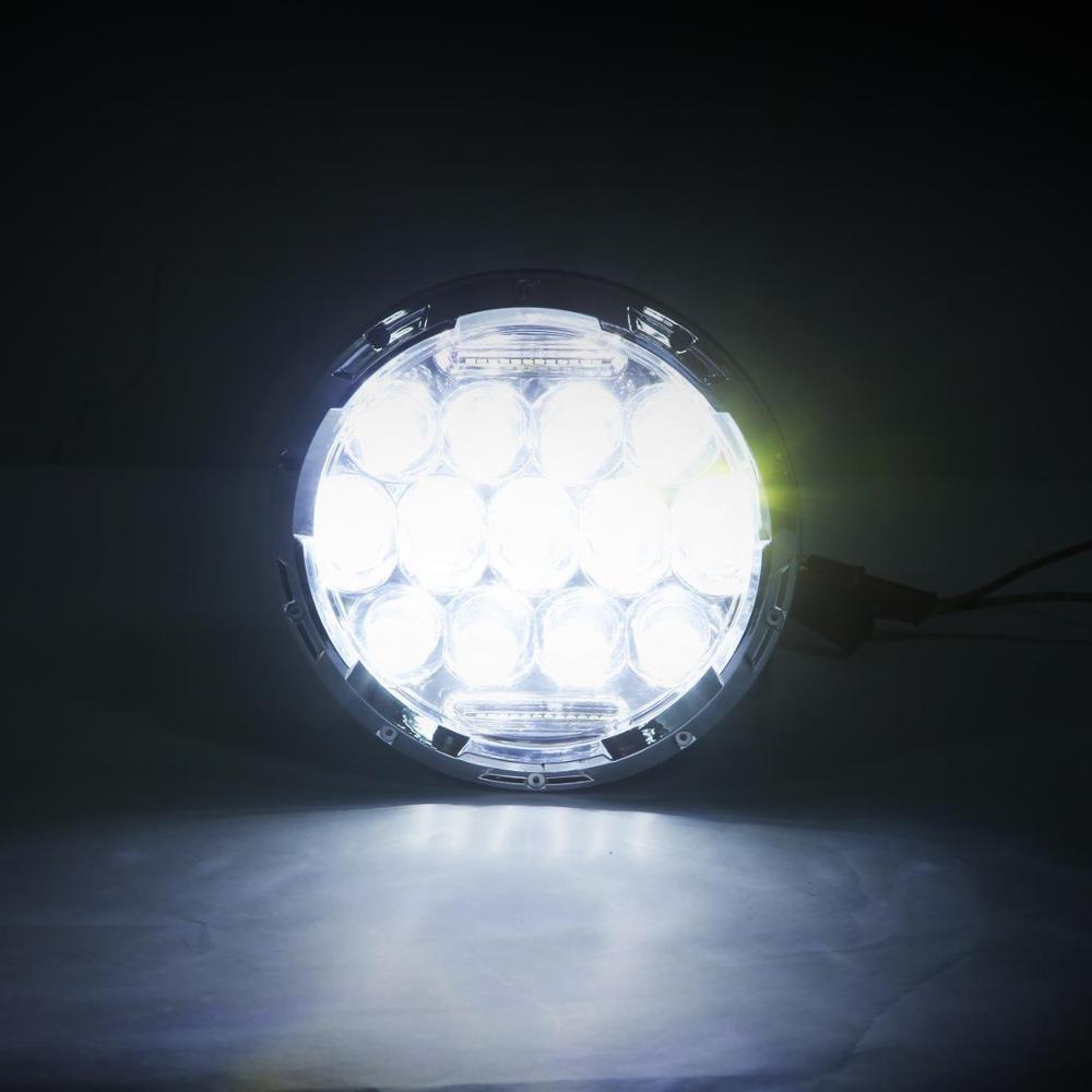 Più alto stella 12 W 2 unità Led giorno runing luci, auto fendinebbia Anteriore funzione della lampada DRL con indicatori semaforo giallo Per Honda CRV 2012 2014 - 3