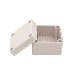 Image 5 - IP67 Nhựa Cao Cấp Dự Án Hộp Vỏ Chống Nước Tự Làm Điện Ngã Ba Hộp ABS Kèm Ốp Lưng Phân Phối Hộp