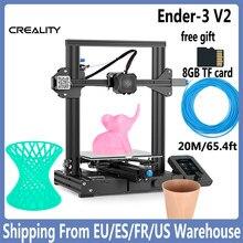 Creality 3D Ender 3/Ender 3 pro/Ender 3 V2 3D Printer DIY Kit 3D printer All-Metal Integrated Structure Mainboard impresora 3D