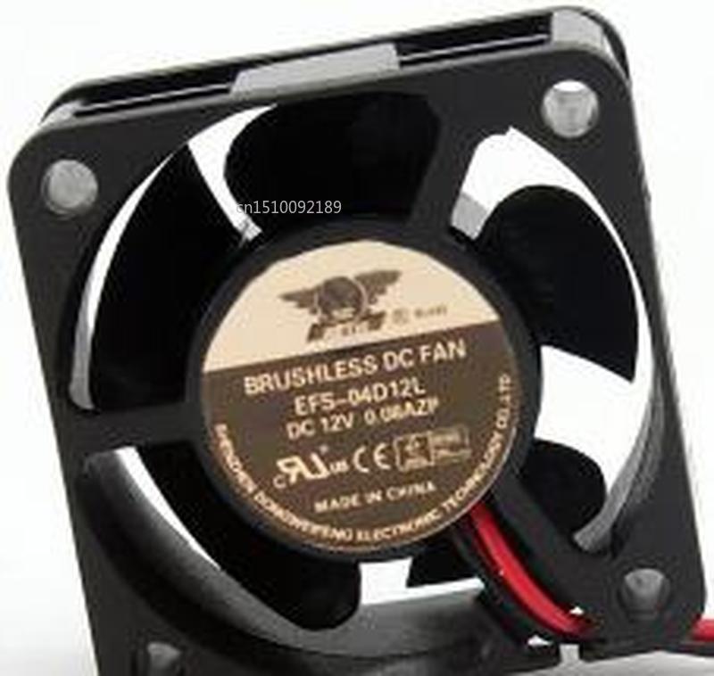 For Cooler 4020 Fan EFS-04D12L 4cm*2cm 12V 0.08A Fan Free Shipping