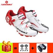 Мужская велосипедная обувь sidebike sapatilha ciclismo кроссовки