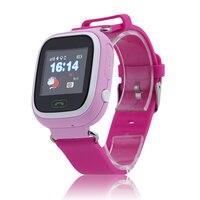 Q90 Kinder Touch Screen Smart Uhren GPS Positionierung Anruf WiFi Anti Fallen Wasserdichte Armbanduhr für Mädchen Jungen-in Kinderuhren aus Uhren bei
