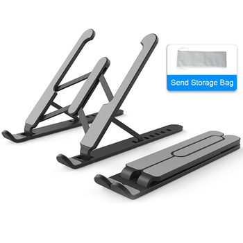 Portable Laptop Stand Foldable Support Base Notebook Stand Holder For Macbook Pro Air HP desk Computer Cooling Bracket Riser
